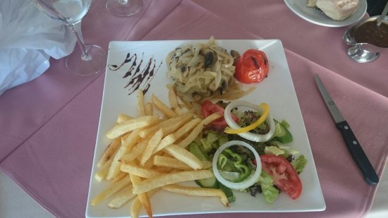 othello restaurant yummy yum best food iv ate in ayia napa perfectly cooked