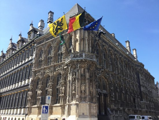 Ghent Town Hall (Stadhuis) Picture