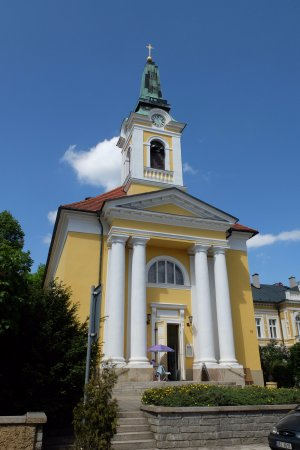 Church of the Exaltation of the Cross (Kostel Povyseni sv. Krize)