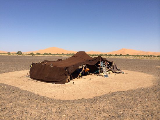 Nomad tent in Sahara - Picture of Open Doors Morocco, Marrakech -  Tripadvisor