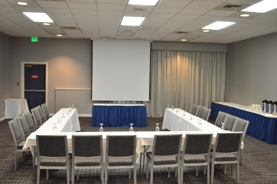 BEST WESTERN Cascadia Inn: U Shape Meeting