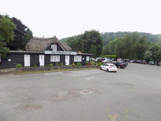 Bickleigh, UK: extérieur