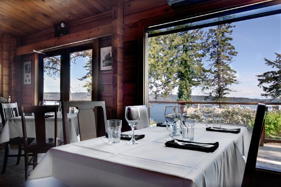 Anglers Dining Room Campbell River