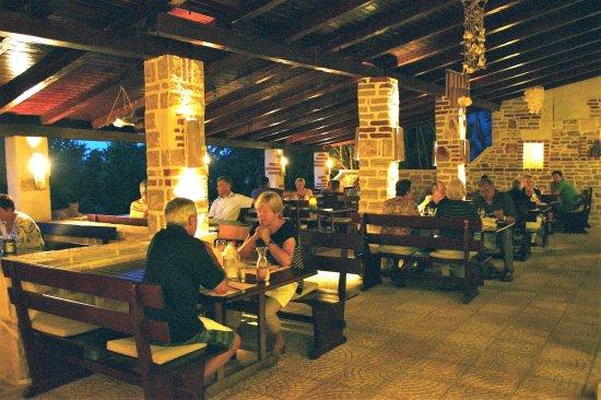 Hotel Skalinada: Restaurant