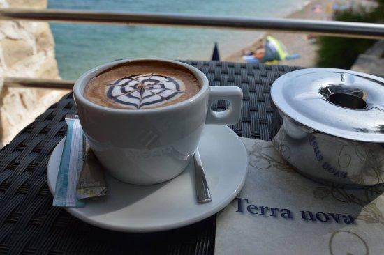 Hotel Skalinada: Terra Nova Beach Bar