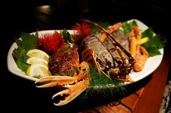 Hotel Skalinada: Lobster