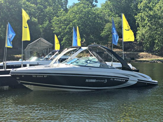 ‪‪Lake of the Ozarks‬, ‪Missouri‬: 2016 Rinker 276‬
