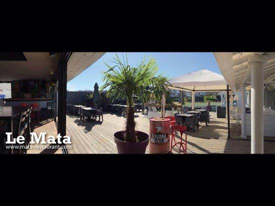 Restaurant le Mata : Le Mata