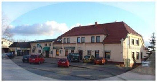 Sanitz, Alemania: Frontansicht