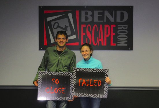 Bend Escape Room