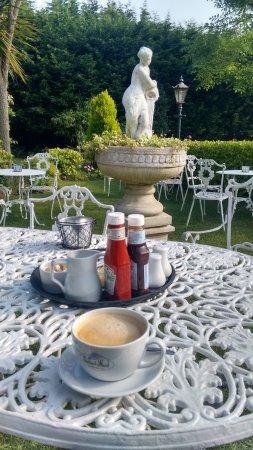 The Bosun's Chair: Great coffee