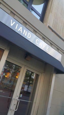Viand Cafe New York Ny