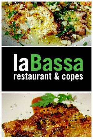 La Bassa: enjoy!