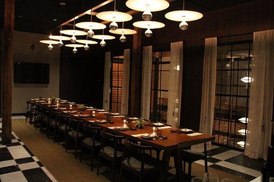 The Boardroom - Picture of Momotaro Restaurant, Chicago - TripAdvisor