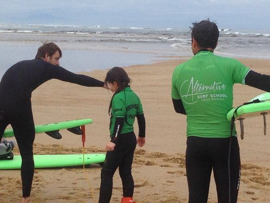 Alternative Surf School