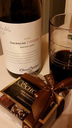 Schocolat : Chocolate sampler