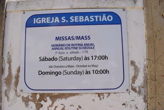 Church of St. Sebastian (Igreja de Sao Sebastiao) Photo
