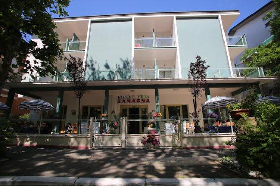 HOTEL ZAMAGNA - UPDATED 2018 PRICES & REVIEWS (CESENATICO, ITALY ...