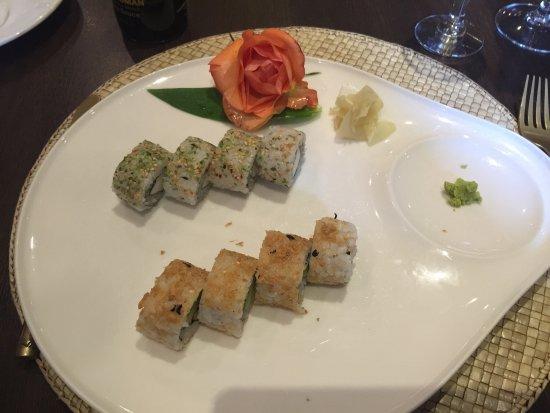 Bonzai : California végétarien