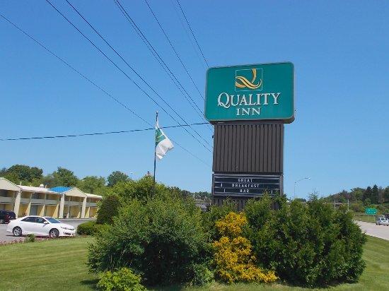 Rodeway Inn : Brookvillel Quality Inn