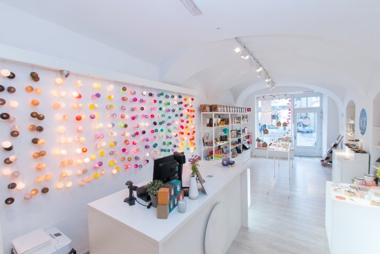 smile concept store in ljubljana - Picture of SMILE Concept Store ...