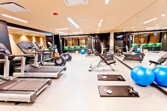 Gym picture of movich buro 26 hotel bogota tripadvisor for Buro plus direct