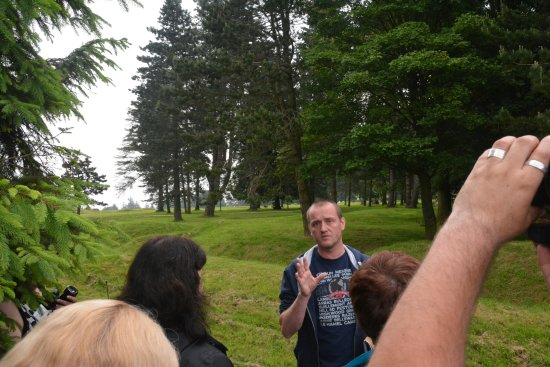 Frontaal Excursies