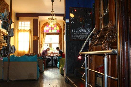 Photo of Bar UcanEv at Katip Mustafa Çelebi Mahallesi, İstiklal Caddesi, Büyük Parmakkapı Sokak, No 7, Kat 1, Istanbul 34433, Turkey