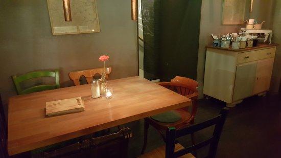 Restaurant deco - Bild von heimat., Fulda - TripAdvisor