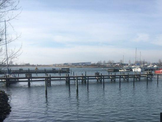 Vallensbaek Strand, Denmark: View