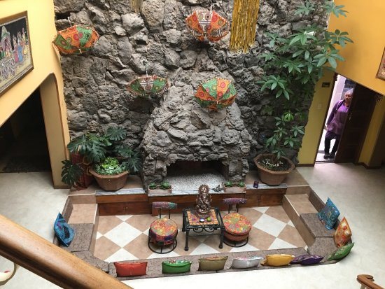 Indian Palace: A little bit of India in Bogotá
