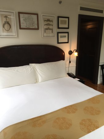 The NoMad Hotel: bed area again