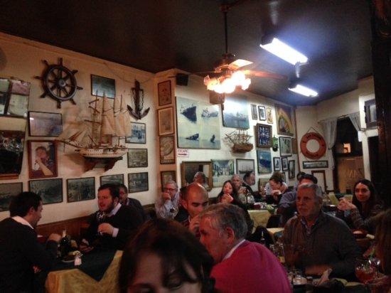 Bar Restaurant Cinzano: Comensales