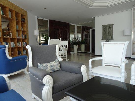 Nereus Hotel: Lounge
