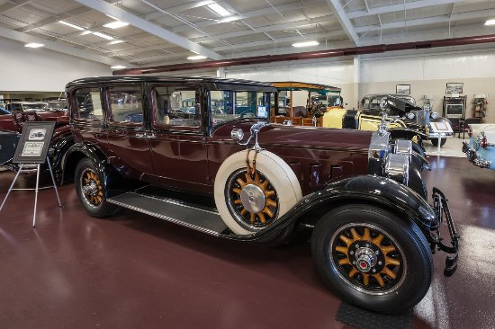Swope's Cars of Yesteryear Museum