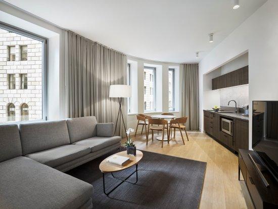 AKA Wall Street: Two Bedroom Suite