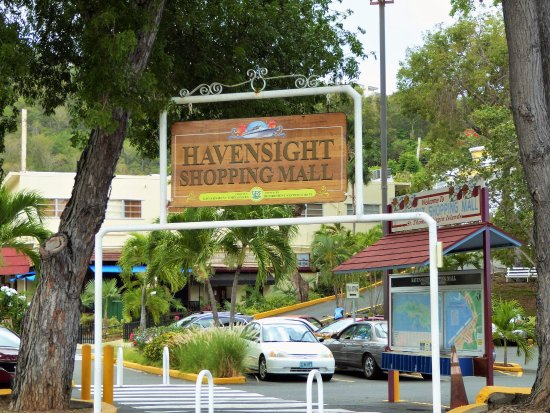 Havensight Mall: Welcome to Havensight