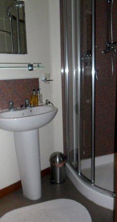 Adina B&B: Family en Suite Shower