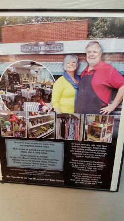 The owners of The Hungry Drover and some information about them