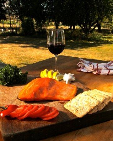 Twizel, New Zealand: Smoked Salmon