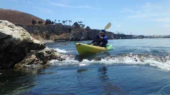Avila Beach Paddlesports: Fun spot!