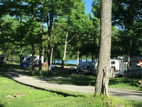 Covington, PA: Tanglewood campground