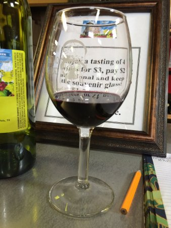 Winery on the Gruene: Chilean Malbec