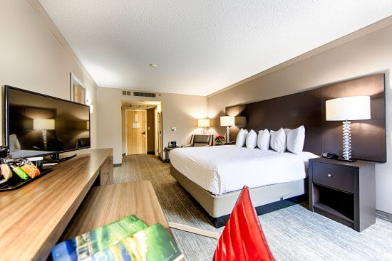 Hotel Capstone : Guest Room