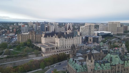 Ottawa, Kanada: City View
