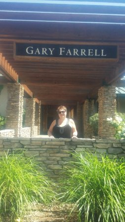 Gary Farrell Winery Photo
