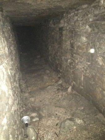 Grand Central Hotel: Underground tunnel