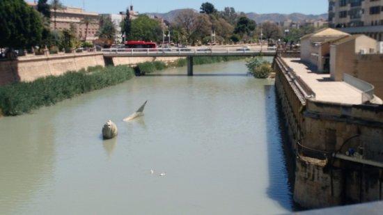 Acueducto y Noria de La Ñora