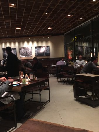 Rubaiyat Faria Lima: A culinary experience ! The meat is impeccable ! Very recommended !