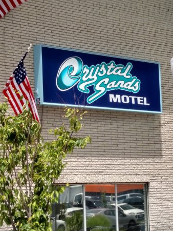 Crystal Sands Motel : Crystal Sands